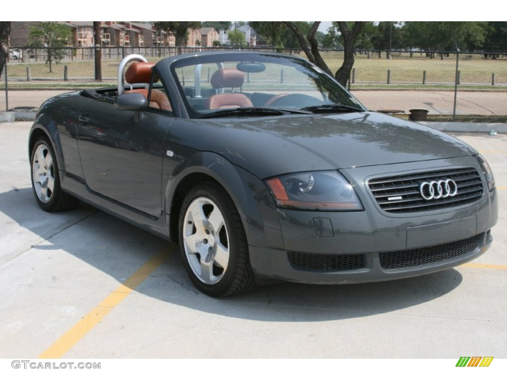 aviator grey pearl 2001 audi tt 1 8t quattro roadster. Black Bedroom Furniture Sets. Home Design Ideas