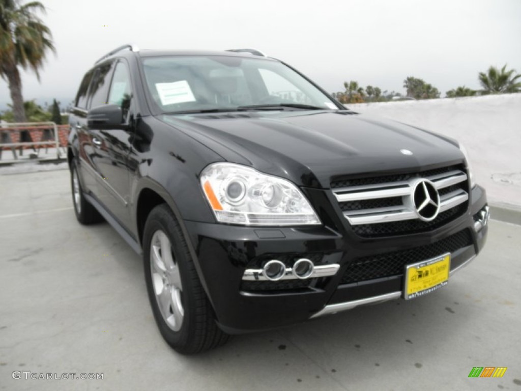 2011 black mercedes benz gl 450 4matic 50380227 car color galleries. Black Bedroom Furniture Sets. Home Design Ideas