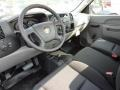 2011 Black Chevrolet Silverado 1500 LS Regular Cab 4x4  photo #12