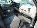 2011 Black Chevrolet Silverado 1500 LS Regular Cab 4x4  photo #15