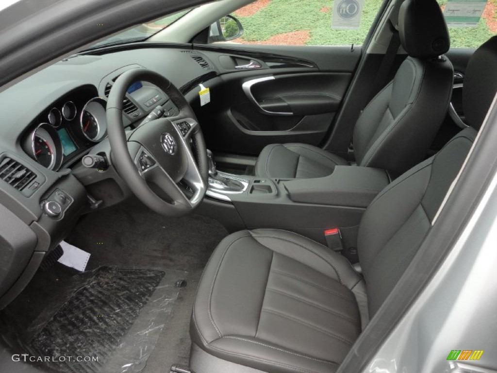 ebony interior 2011 buick regal cxl photo 50430448. Black Bedroom Furniture Sets. Home Design Ideas