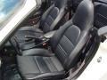 Metropol Blue 2004 Porsche 911 Interiors