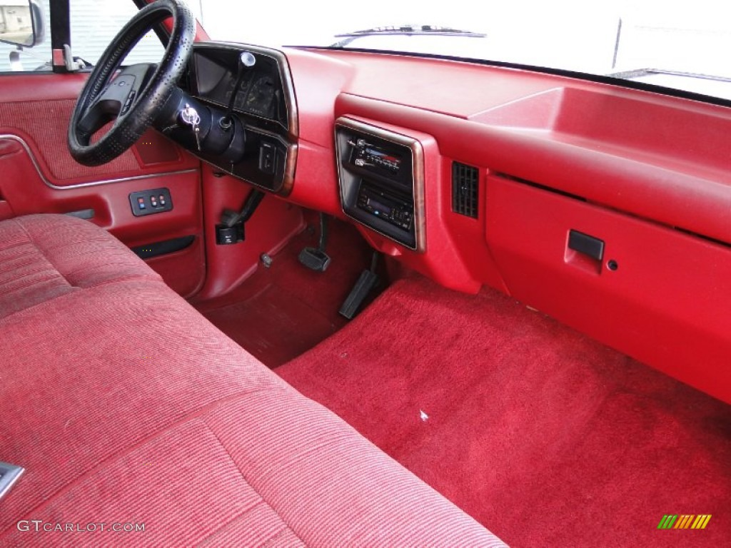 1988 Ford F150 Interior Parts The Image Kid Has It