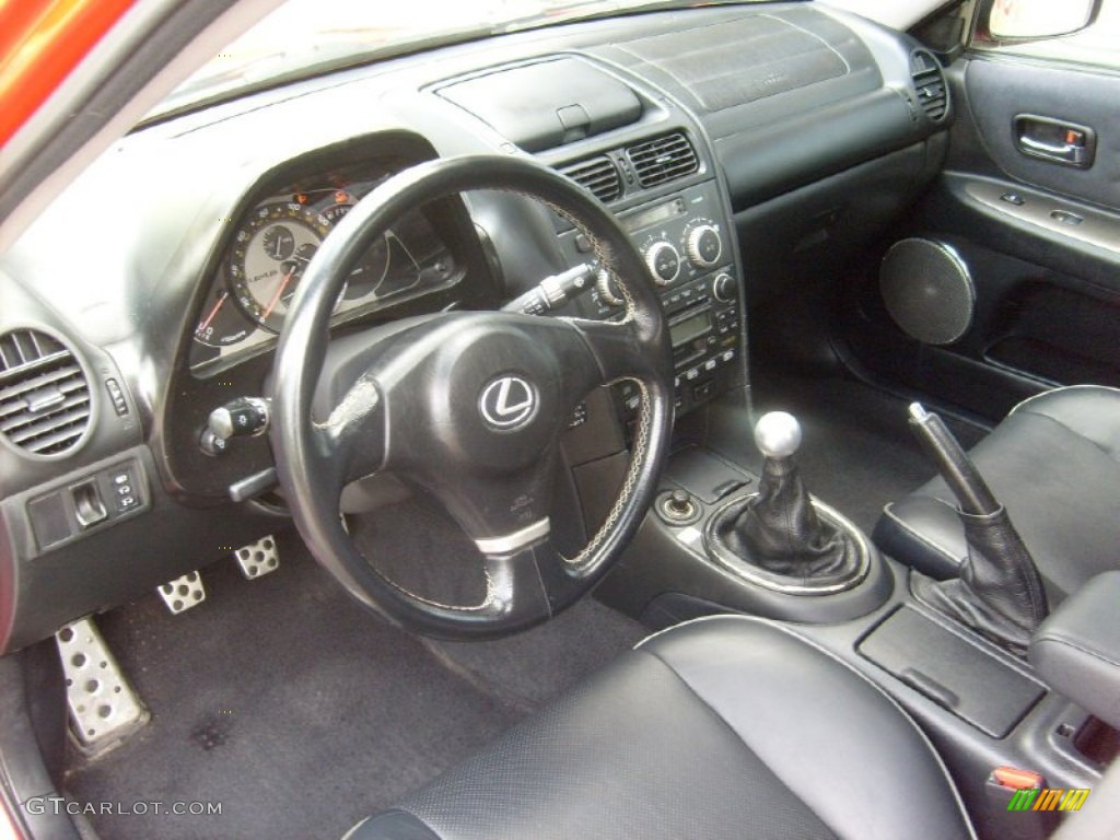 2005 Lexus IS 300 Interior Photo #50435885