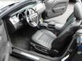 2007 Black Ford Mustang GT Premium Convertible  photo #9