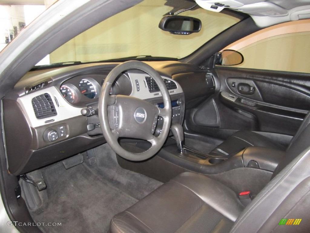 Ebony Interior 2006 Chevrolet Monte Carlo Ss Photo 50441446