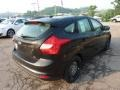2012 Tuxedo Black Metallic Ford Focus SE 5-Door  photo #4