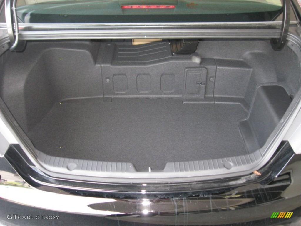 2011 Hyundai Sonata Hybrid Trunk Photo  50447549