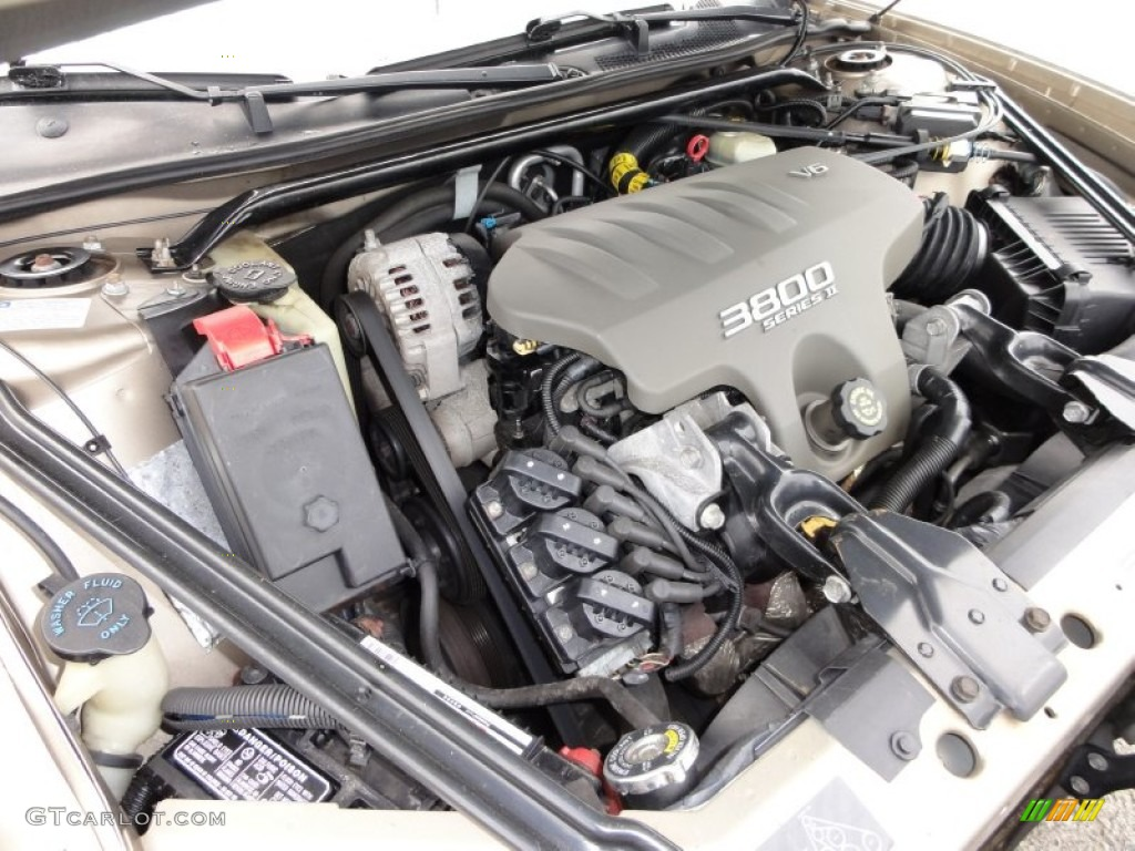2000 Buick Regal Ls 3 8 Liter Ohv 12v V6 Engine Photo