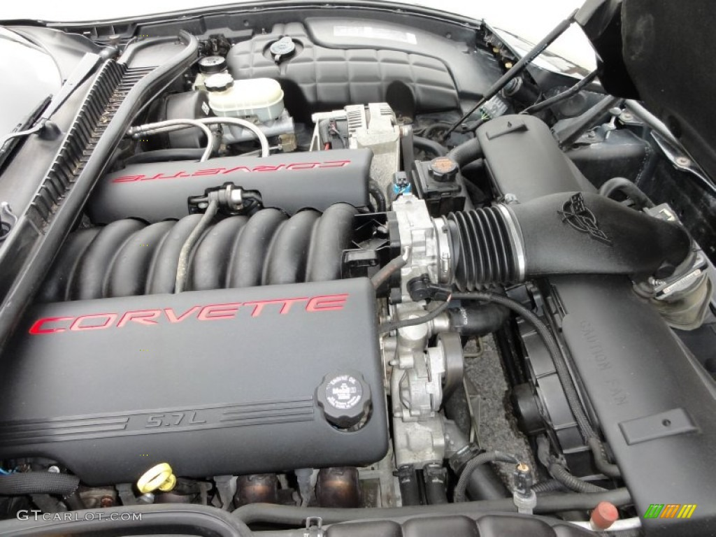 on 1999 Corvette Ls1 Engine Specs