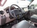 Medium Stone Dashboard Photo for 2010 Ford F350 Super Duty #50455832