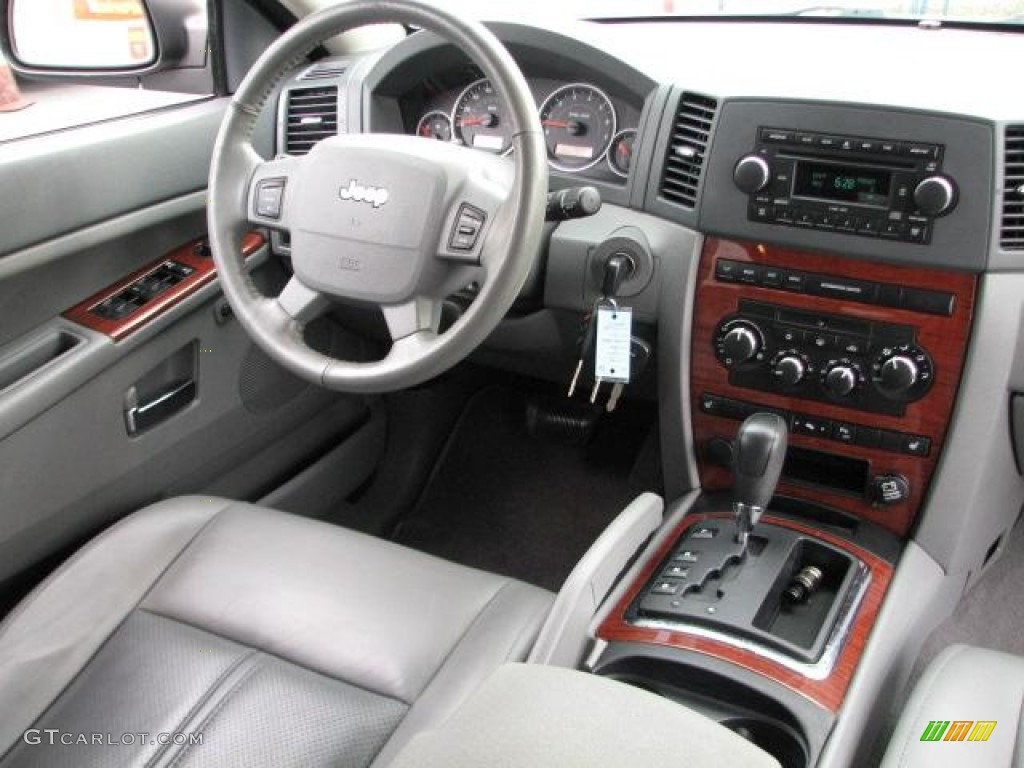2005 Jeep Grand Cherokee Limited Interior Photo 50458277