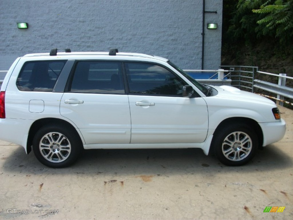 Subaru Aspen White Paint