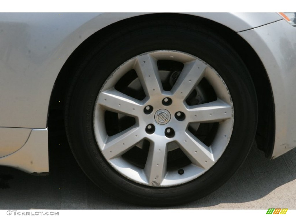 2004 nissan 350z coupe wheel photo 50474317. Black Bedroom Furniture Sets. Home Design Ideas