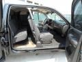 Ebony Interior Photo for 2008 Chevrolet Silverado 1500 #50479348