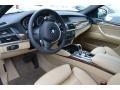 2010 X6 xDrive50i Sand Beige Interior