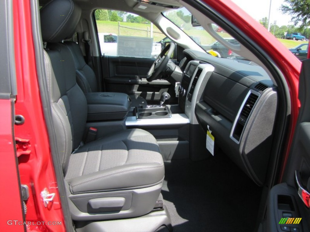 2011 dodge ram 1500 sport quad cab interior color photos. Black Bedroom Furniture Sets. Home Design Ideas