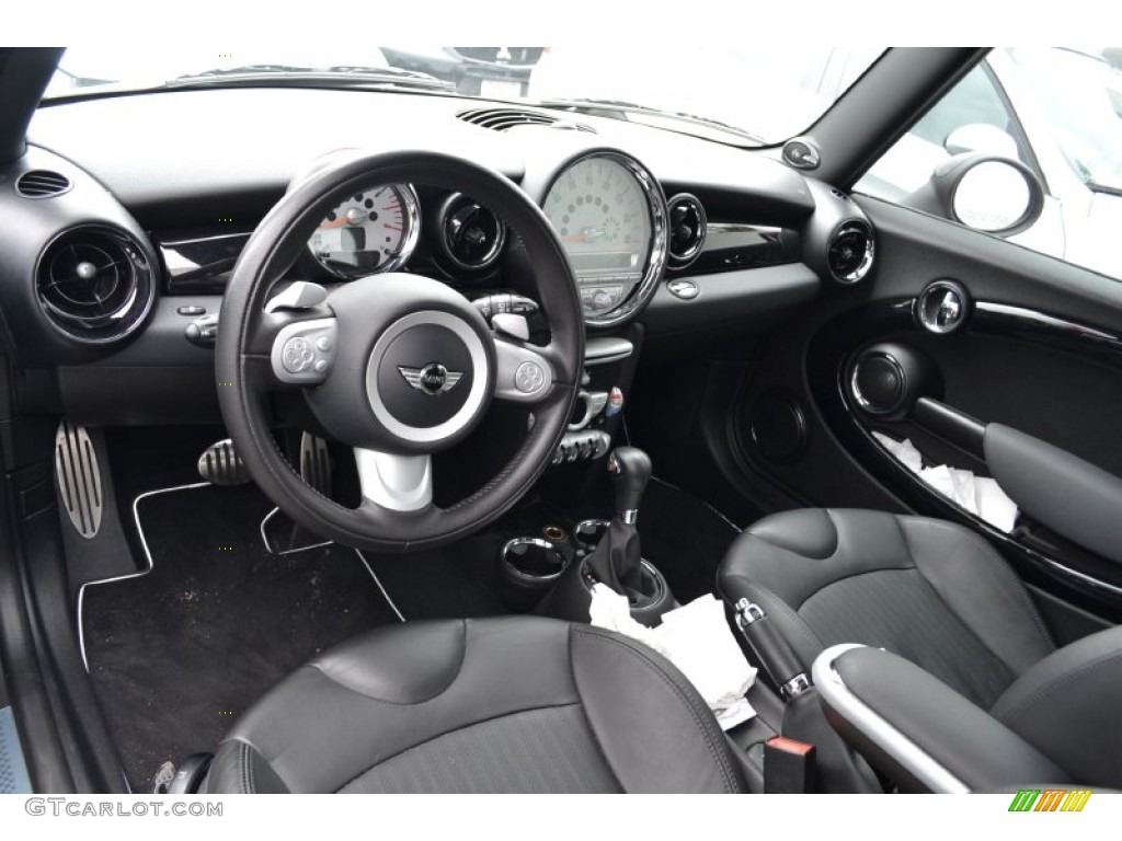 2010 Mini Cooper S Hardtop interior Photo #50483059 ...