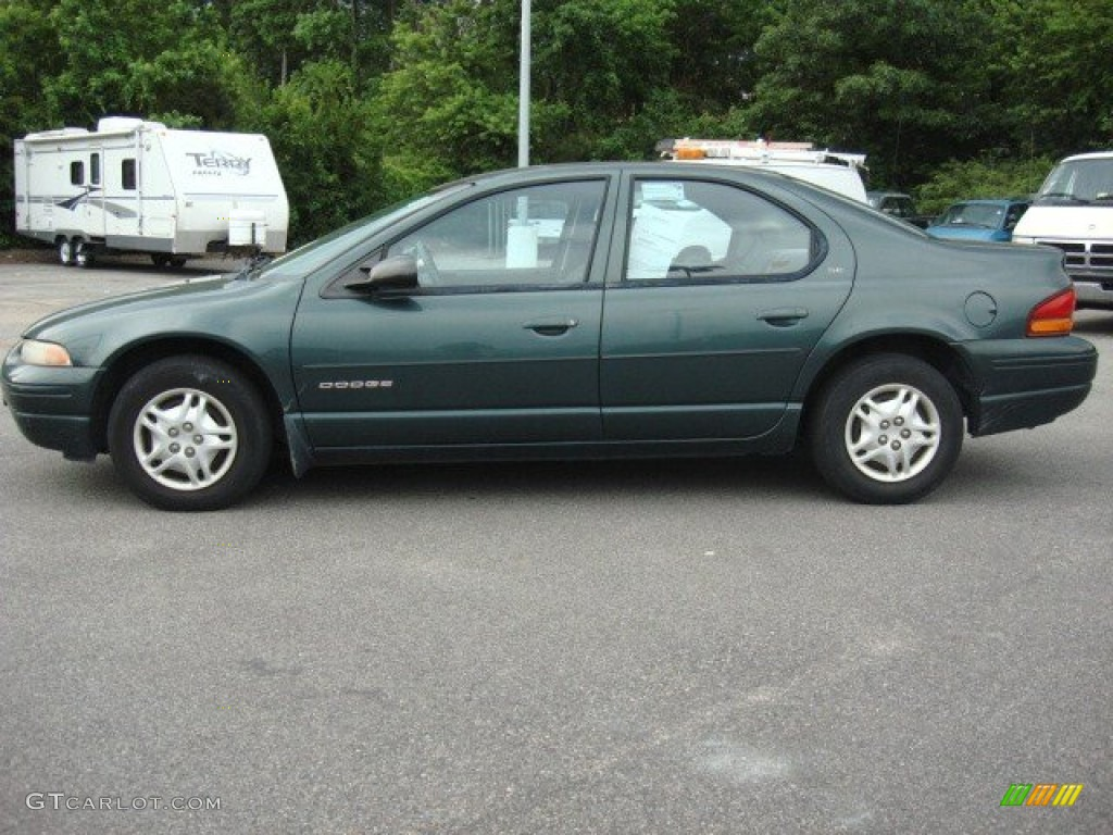 shale green metallic 2000 dodge stratus se exterior photo. Black Bedroom Furniture Sets. Home Design Ideas