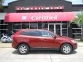 Maple Red Metallic 2010 Volvo XC60 3.2