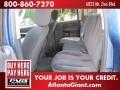 2002 Atlantic Blue Pearl Dodge Ram 1500 SLT Quad Cab 4x4  photo #9
