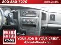 2002 Atlantic Blue Pearl Dodge Ram 1500 SLT Quad Cab 4x4  photo #12