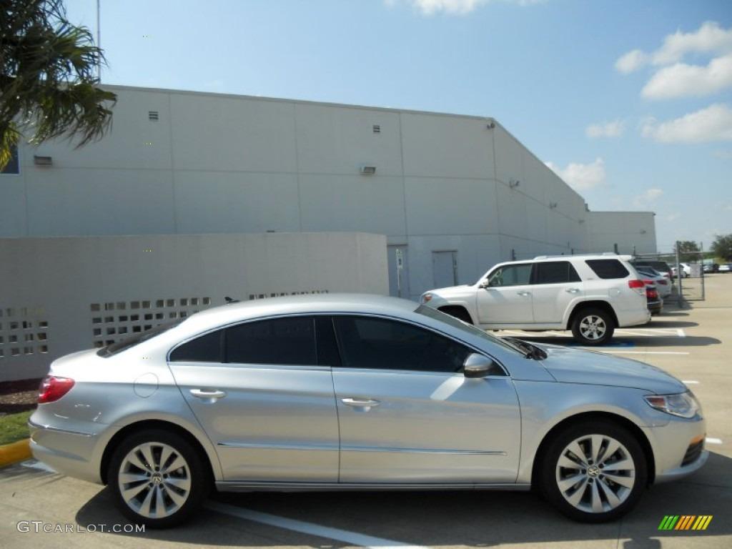 Reflex Silver Metallic 2012 Volkswagen Cc Sport Exterior