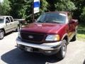 Toreador Red Metallic 2003 Ford F150 XLT Regular Cab 4x4
