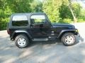 Black Clearcoat 2003 Jeep Wrangler Gallery