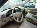 2003 Chrysler Voyager Taupe Interior Interior Photo