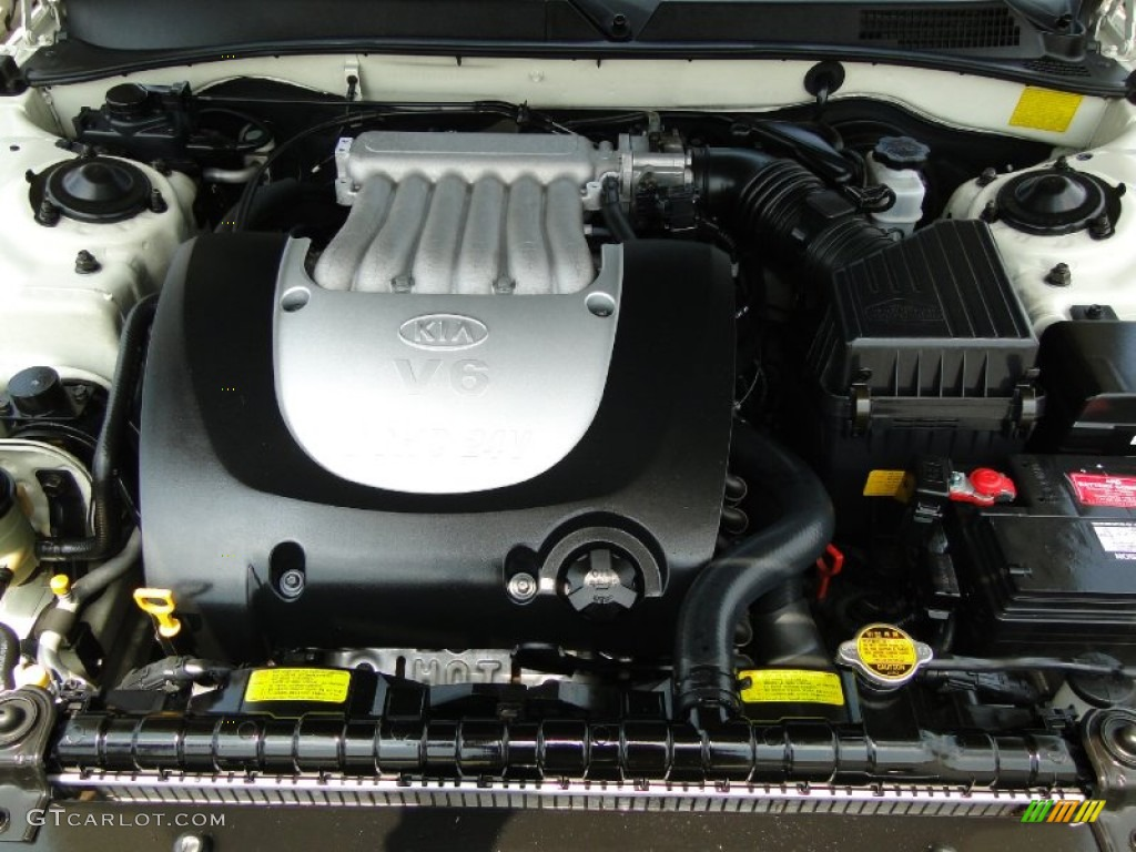 2006 kia optima engine by 2006 kia optima ex v6 engine photos gtcarlot