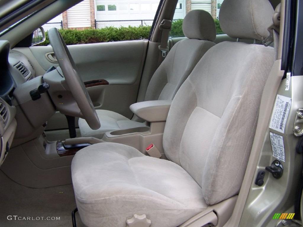 tan interior 2001 mitsubishi galant es photo 50506906. Black Bedroom Furniture Sets. Home Design Ideas