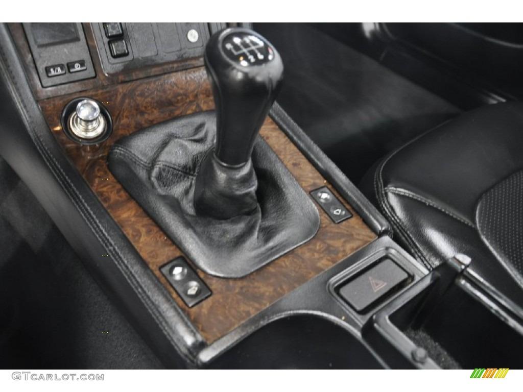 1997 Bmw Z3 2 8 Roadster 5 Speed Manual Transmission Photo