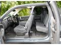 Ebony Interior Photo for 2008 Chevrolet Silverado 1500 #50509606