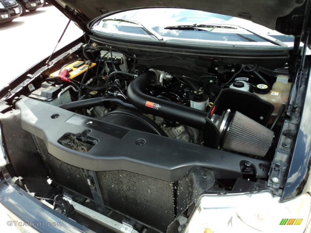 Motor 5.4 Ford Triton >> 2006 Ford F150 Lariat SuperCab 5.4 Liter SOHC 24-Valve ...