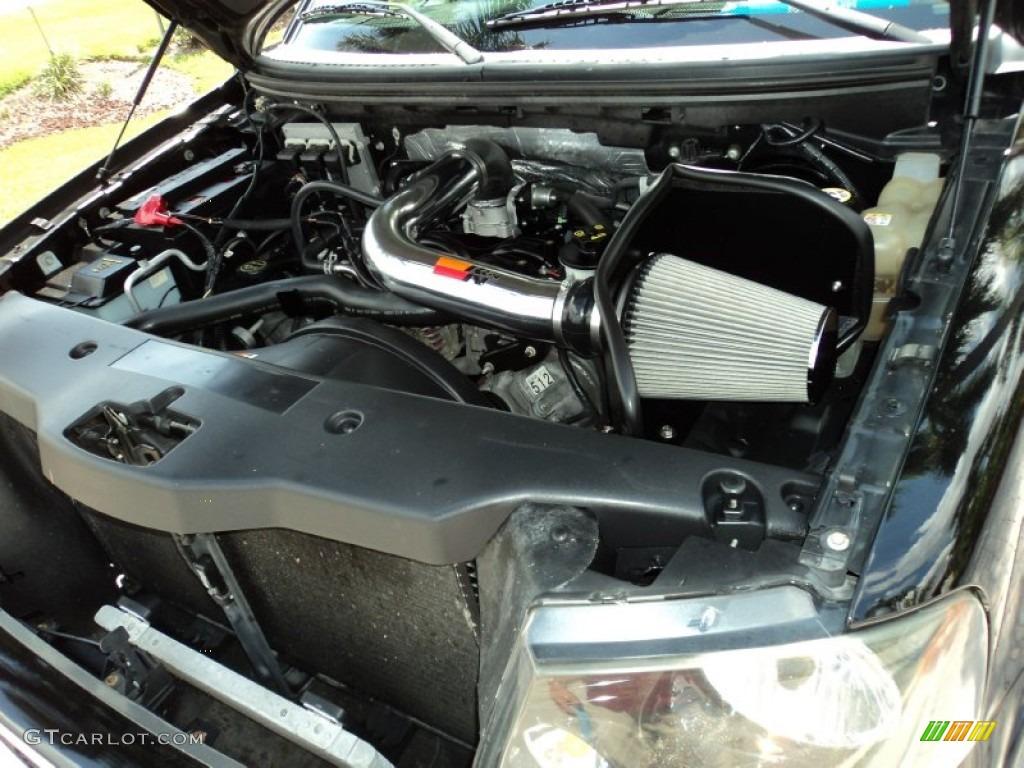 2006 ford f150 harley davidson supercab 5 4 liter sohc 24 valve triton v8 engine photo 50511766. Black Bedroom Furniture Sets. Home Design Ideas