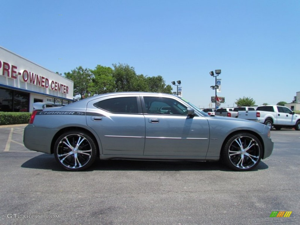 Silver Steel Metallic 2007 Dodge Charger R/T Exterior Photo