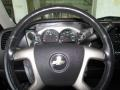 Ebony Steering Wheel Photo for 2008 Chevrolet Silverado 1500 #50518156
