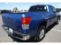 2008 Blue Streak Metallic Toyota Tundra SR5 Double Cab 4x4  photo #2