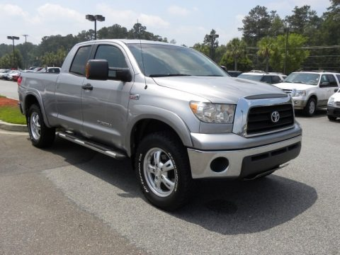 2007 Toyota Tundra X-SP Double Cab 4x4 Data, Info and Specs