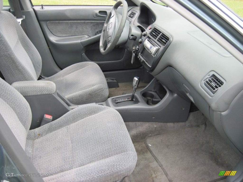 1999 honda civic lx sedan interior photo 50529331. Black Bedroom Furniture Sets. Home Design Ideas