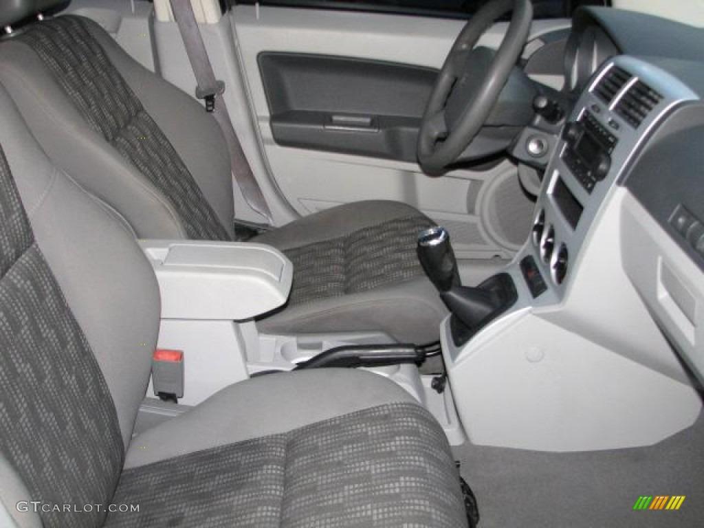 Elegant 2007 Dodge Caliber SE Interior Photo #50535022 Gallery