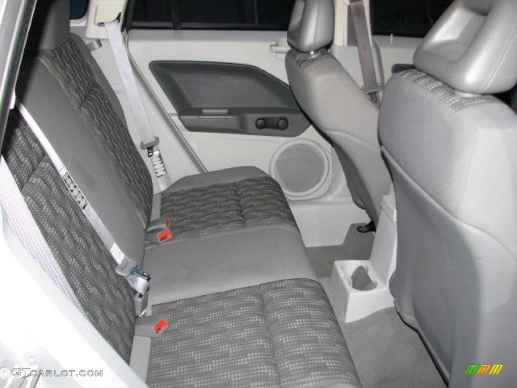 on 2010 Dodge Caliber Interior
