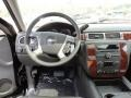 Ebony Dashboard Photo for 2011 Chevrolet Silverado 1500 #50535187
