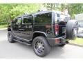 Black 2006 Hummer H2 SUV Exterior