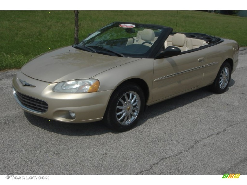 2001 Chrysler Sebring Limited Convertible Exterior Photos