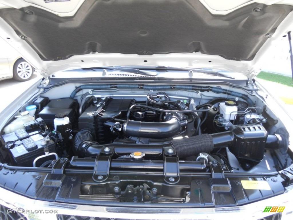 Attractive 2009 Nissan Frontier XE King Cab 2.5 Liter DOHC 16 Valve VVT 4 Cylinder  Engine