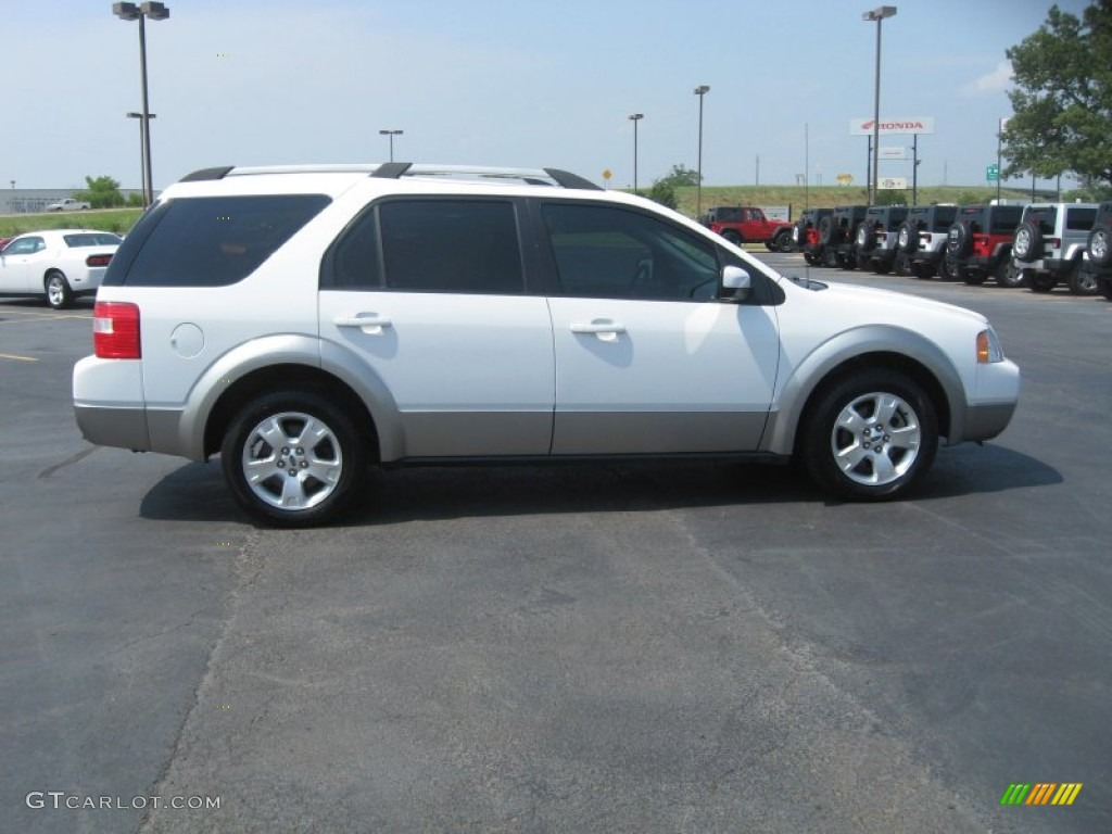 Oxford white 2006 ford freestyle sel exterior photo 50539441