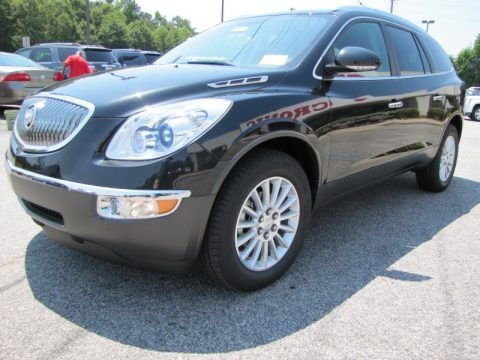 2011 Buick Enclave CX Data, Info and Specs