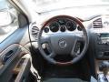 Ebony/Ebony Steering Wheel Photo for 2011 Buick Enclave #50543242